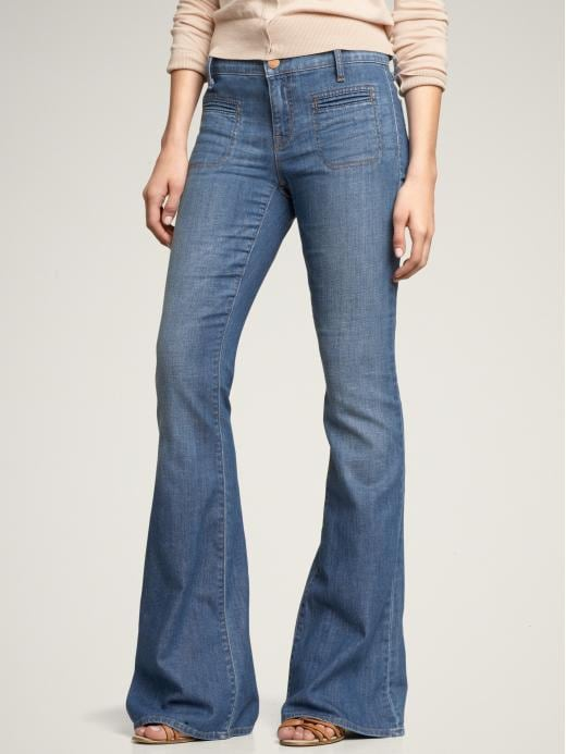 Gap Womens Vintage Flare Jeans (Light Wash)