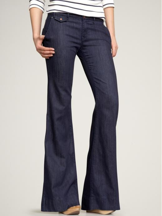 GAP wide leg trouser jeans from gap.com