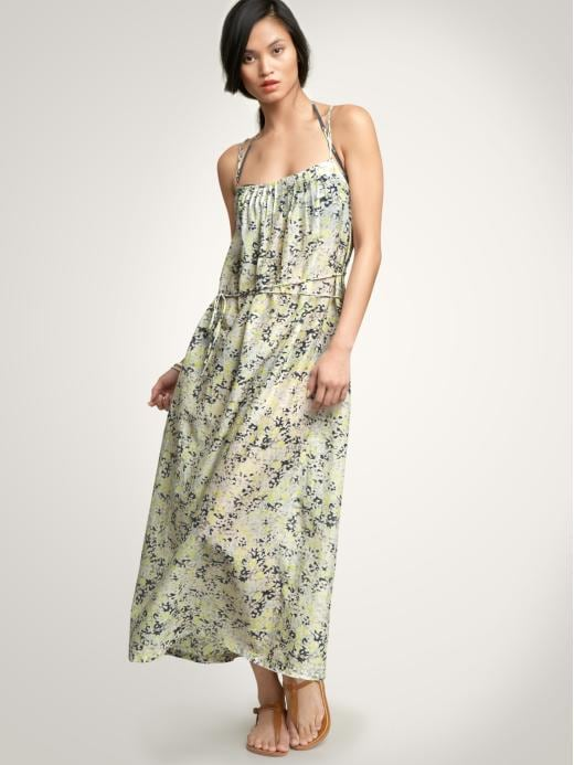 Gap Womens Racerback Maxi Dress
