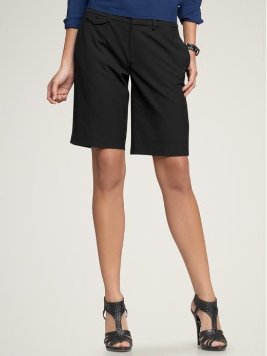 Gap Womens Black Walking Shorts
