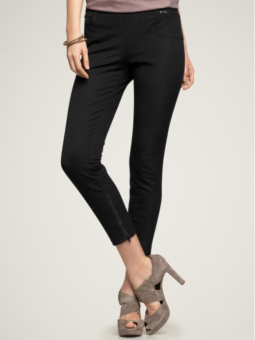 GAP Zip skinny stretch pants from gap.com