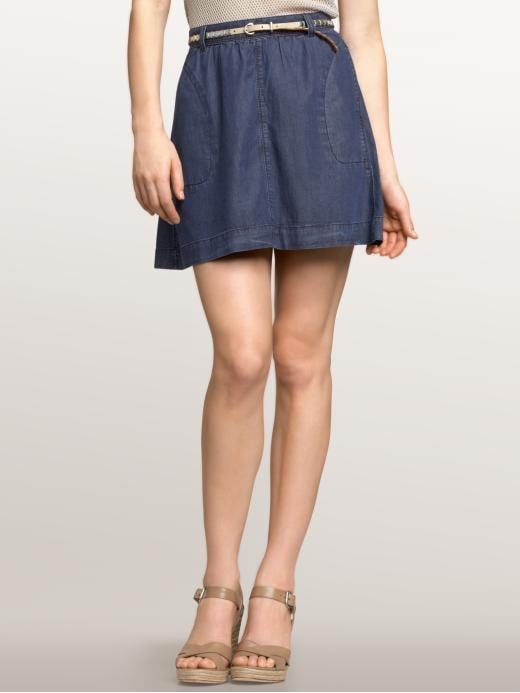 Gap Womens Apron Skirt