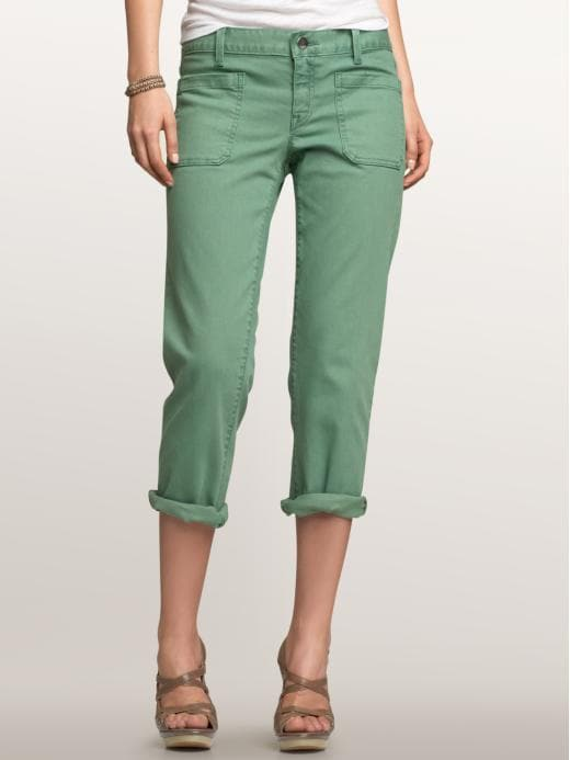 GAP Patch pocket capris from gap.com