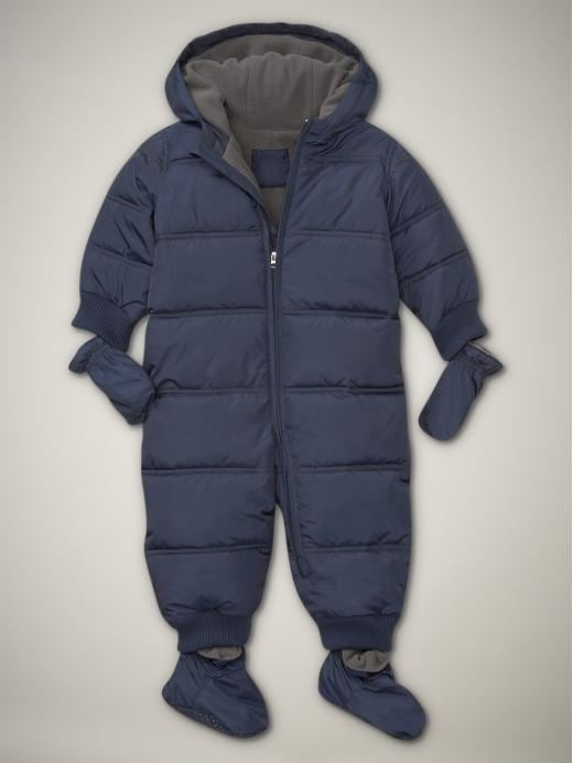 Gap Snow Puffer Suit