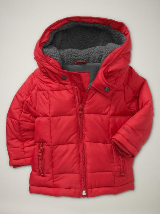 Gap Warmest Puffer Coat