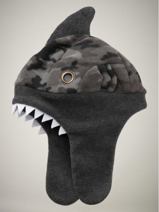 Gap Fleece Shark Hat