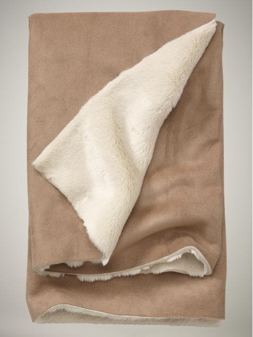 Gap Shearling Blanket