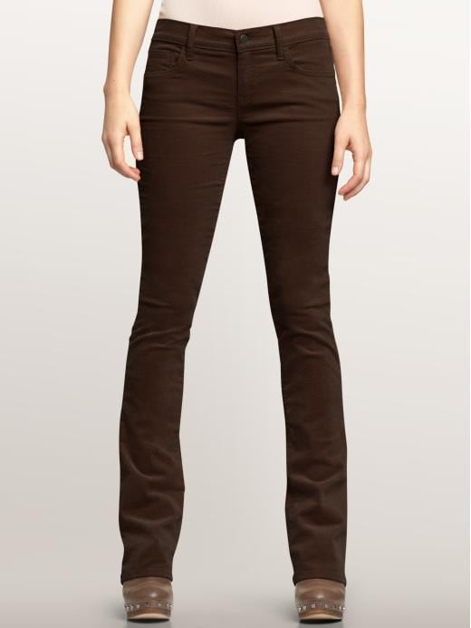 Gap 1969 Skinny Boot Corduroy Pants