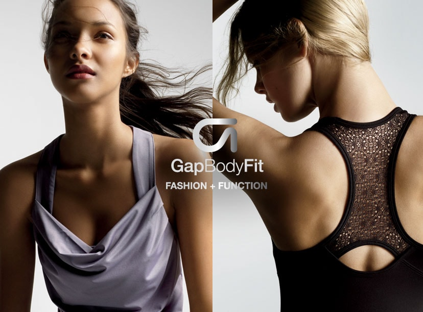 gapbodyfit.  fashion + function.