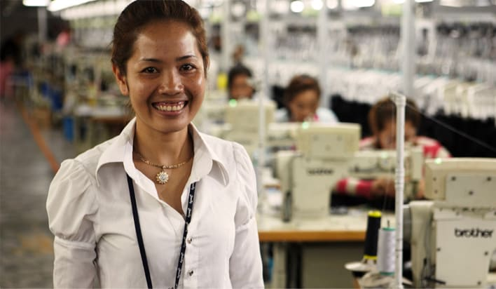 More than 12,00 female garment workers have participated in P.A.C.E.