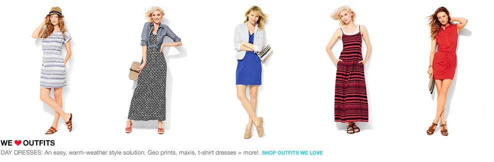 shop outfits we love