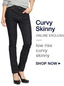 Curvy Skinny