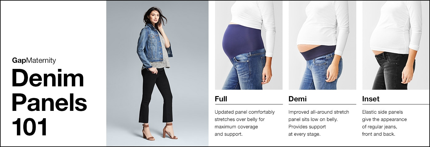 maternity denim shop