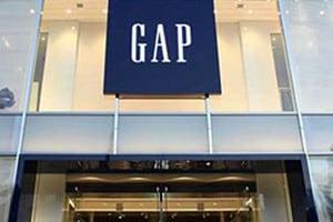 Photo: Gap Storefront