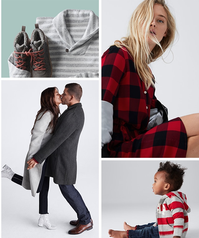 Shop Women, Men, Maternity, Baby & Kids Clothes Online | Gap