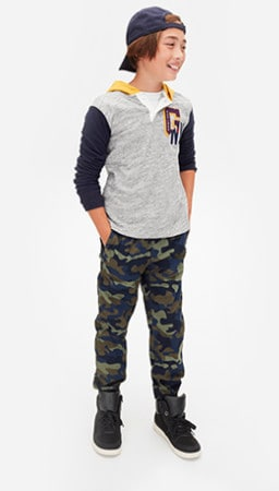 Boys Pants shop, Joggers