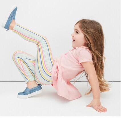 d44356aa Pants & Leggings for Toddler Girls | Gap