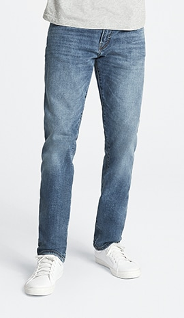 men's jeans - slim straight