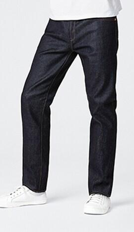 6a46e09ce men's jeans - standard