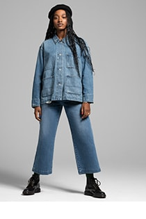 shop womens denim