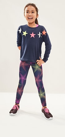 Girls Leggings - GapFit