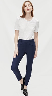 Women Pants Skinny & Slim