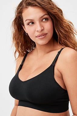 The Seamless Nursing Bra
