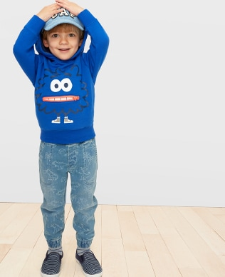 Toddler Boys Denim Shop, Jogger