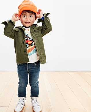 Toddler Boys Denim Shop, Skinny