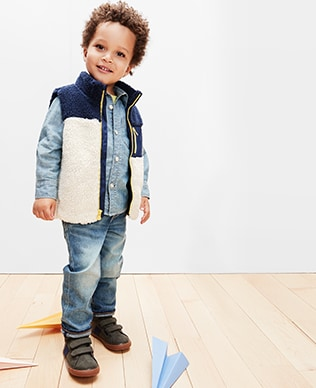 Toddler Boys Denim Shop, Slim