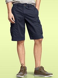 "Double pocket cargo shorts (12"")"