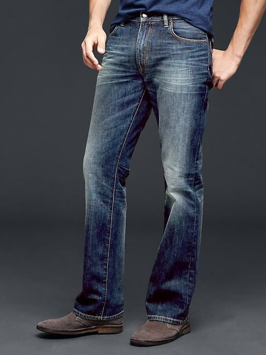 Gap Mens Vintage Standard Fit Jeans