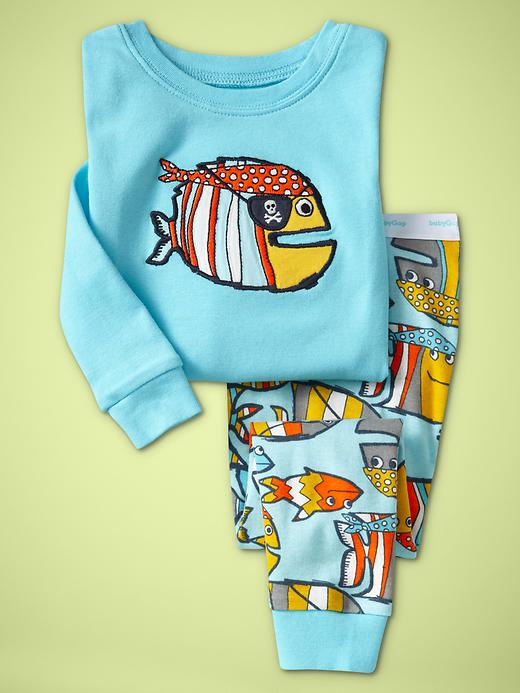 Gap Pirate Fish Sleep Set