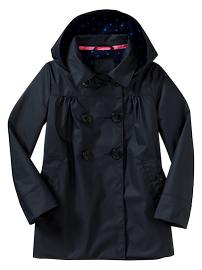 Uniform rain coat