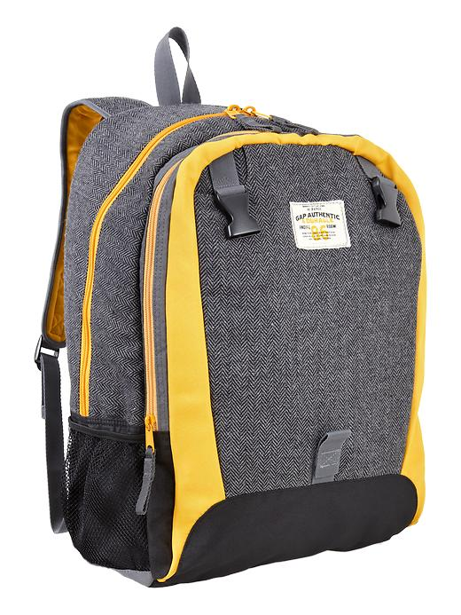 Gap Herringbone Backpack Senior