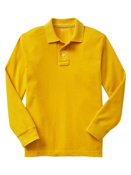 Gap Uniform Pique Polo $ 19.95