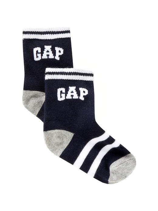 Gap Baby Athletic Logo Socks