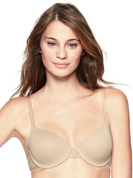 Gap Favorite Lacy T-Shirt Womens Bra