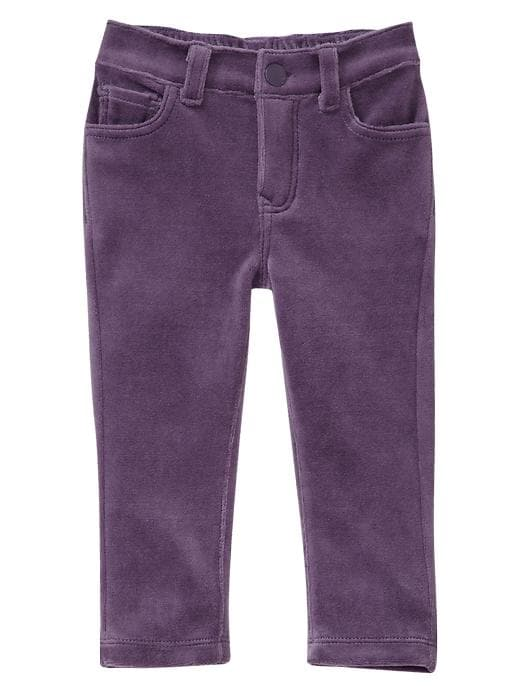 Gap Velour Pants