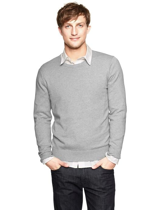 Gap Cotton Cashmere Crewneck $ 38.99