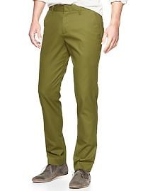 The tailored khaki (skinny fit)
