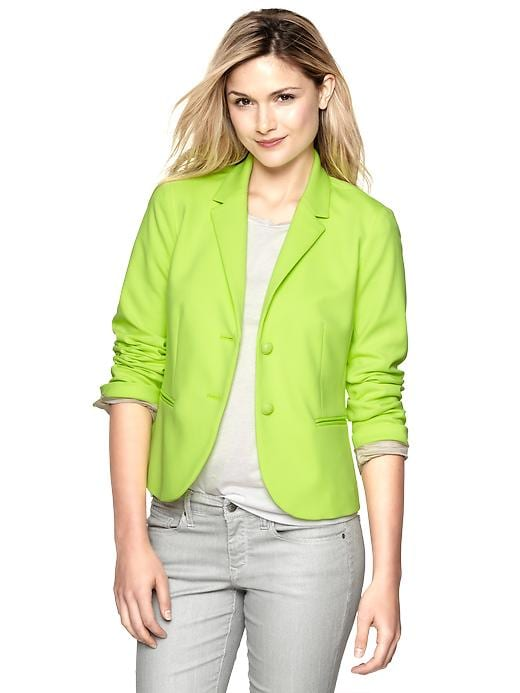 Gap Ponte Two Button Blazer $ 36.99