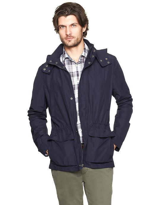 Gap Nylon Surplus Jacket $ 67.99