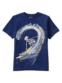 Surf graphic T