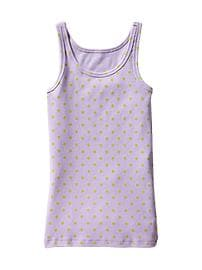 Ribbed dot tank