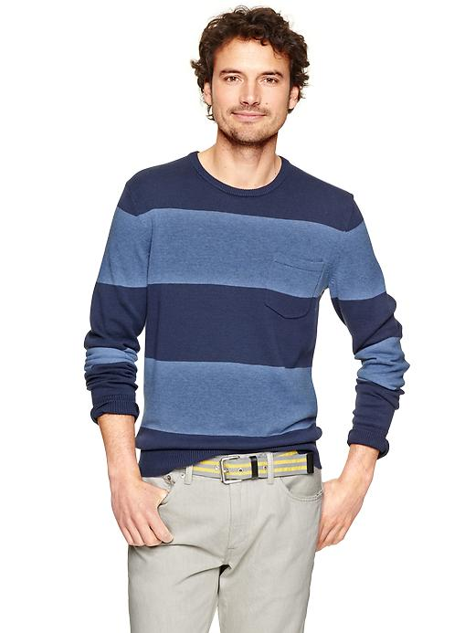 Gap Rugby Striped Sweater $ 44.95