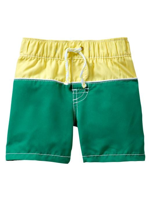 Gap Colorblock Swim Trunks $ 19.95
