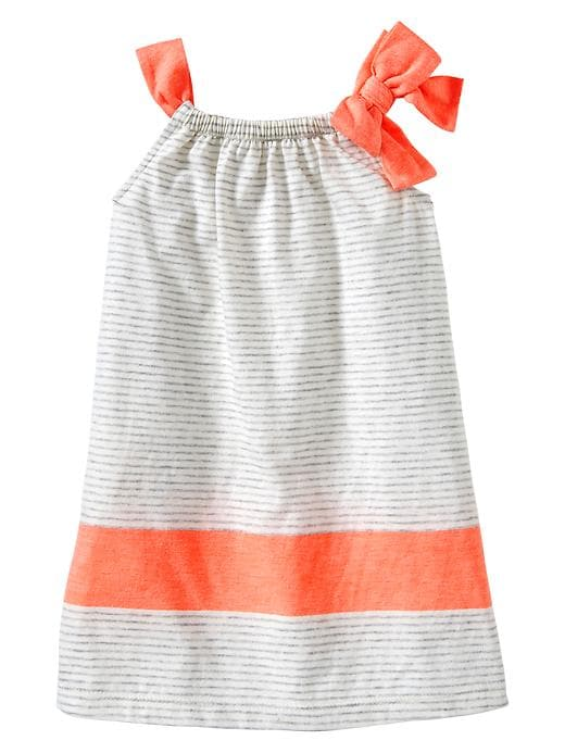 Gap Contrast Bow Dress $ 22.95