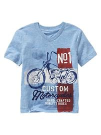 Cruisin' graphic T