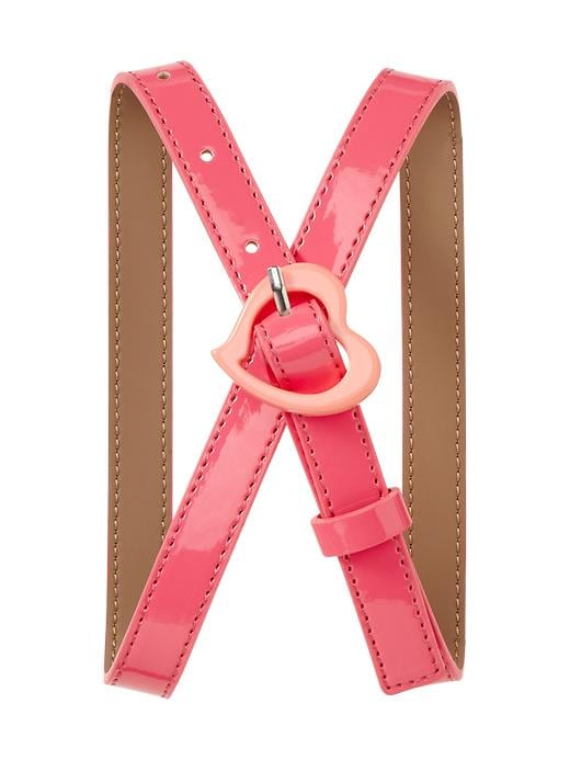 Gap Neon Heart Belt $ 16.95